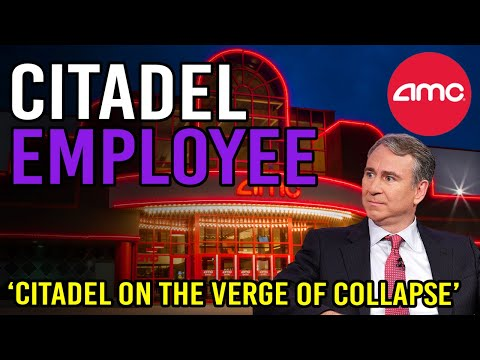 OMG! 🔥CITADEL EMPLOYEE SAYS THEY'RE GOING BANKRUPT 🔥 – AMC Stock Short Squeeze Update