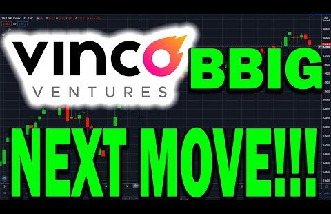 Vinco Ventures BBIG Stock NEXT MOVE REVEALED IN DETAILS! DO NOT MISS THIS!!!