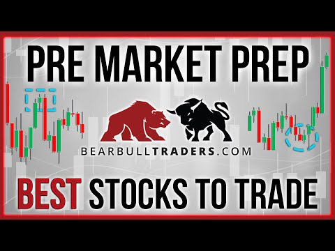 Pre-Market Prep | The Finest Shares to Commerce On the present time – Sep 13, 2021