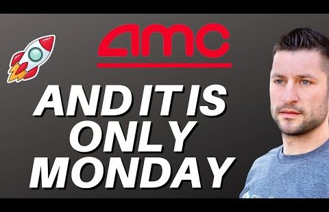 AMC STOCK MOVING!!! THIS WAS DIFFERENT TODAY AND HERE'S WHY