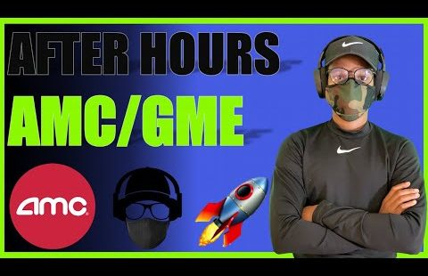 [LIVE] AMC Stock  AFTER HOURS WITH APE-NATION!!