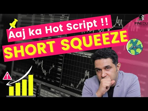 Secret In the support of Short Squeeze    What is Short Squeeze?    Gamestop Short Squeeze    Vipul Kasuhikk