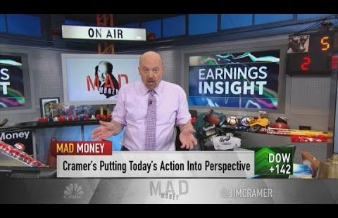 Jim Cramer: Patrons have to no longer employ or promote a inventory after finest 'first blush'