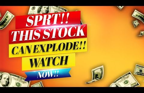 SPRT Stock! THIS STOCK CAN EXPLODE TOMORROW!! 🚀 WATCH FAST!!