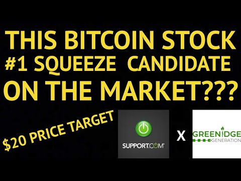 THIS BITCOIN MINING STOCK #1 SQUEEZE CANDIDATE?? | SPRT STOCK TO $20? | (Relieve.com) Stock