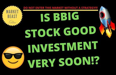 IS BBIG A GOOD INVESTMENT VERY SOON!?  | PRICE PREDICTION | TECHNICAL ANALYSIS$ BBIG