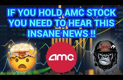 (AMC) THINGS JUST GOT CRAZY FOR AMC STOCK & THIS IS WHY