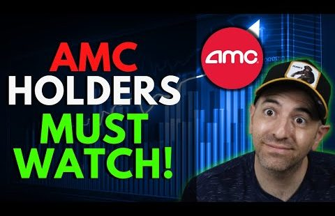 MUST WATCH -THE AMC STOCK SHORT SQUEEZE NEEDS THIS TO HAPPEN