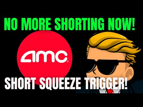 AMC STOCK 🔥 HEDGE FUNDS CAN'T SHORT ANYMORE! AMC SHORT SQUEEZE TRIGGERED!