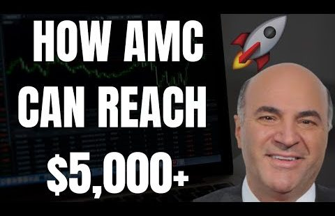 🔥 HOW AMC CAN SQUEEZE TO $5,000+ 🚀