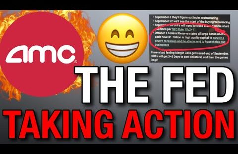 AMC STOCK | THE FED IS Taking BIG ACTION!! AMC Stock Ready For A Breakout Rapidly?!