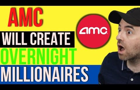HOW TO BECOME AN MILLIONAIRE WITH AMC STOCK   AMC STOCK NEWS MASSIVE AMC CATALYST!!