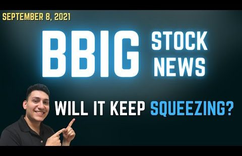 BBIG STOCK NEWS: IMPORTANT UPDATE