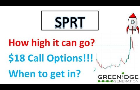 #SPRT 🔥 How high it'll walk? Are we seeing $18-$20 soon? Ticket prognosis! Must restful you derive in now?🔥