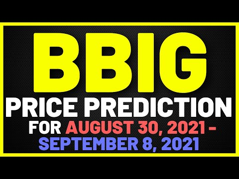 BBIG stock – Vinco Ventures stock label prediction for the upcoming days. Handiest Penny stock to rob?