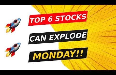 TOP 6 STOCKS THAT CAN EXPLODE MONDAY!! 🚀 MMAT Stock! MRIN Stock! SNDL Stock! & MORE!!🔥🔥 WATCH FAST!!