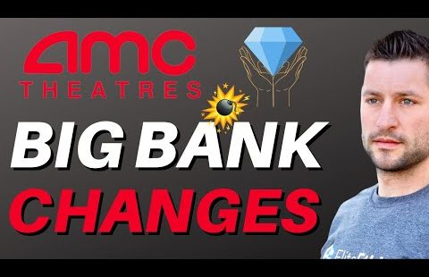 AMC STOCK UPDATE – ARE BIG BANKS PREPPING FOR SOMETHING?!?!
