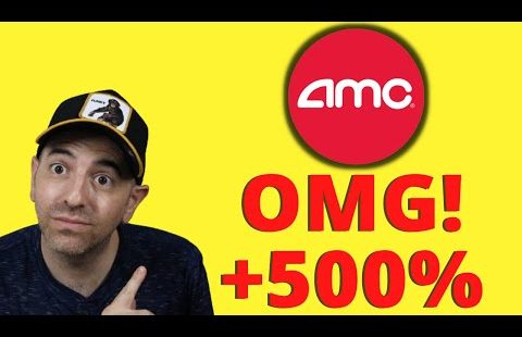 AMC STOCK – Closing time this took blueprint AMC went up 500%   This Might well maybe maybe Be Huge For AMC Earnings