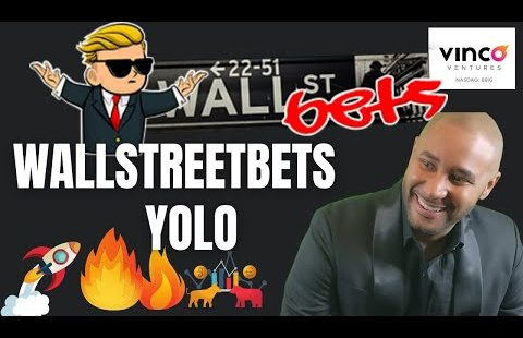 A Dealer Ethical Wager $1.38 Million on this WallStreetBets YOLO Play  – BBIG Stock – Episode 1