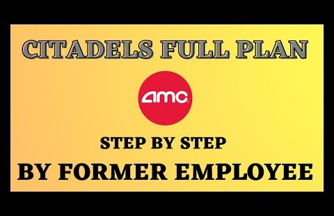 AMC STOCK | CITADELS FULL PLAN (STEP BY STEP) BY FORMER EMPLOYEE