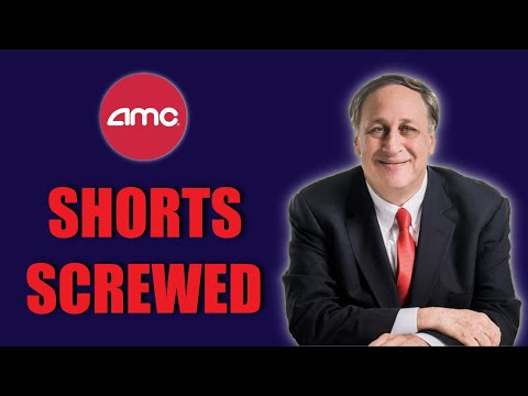 AMC STOCK – SHORTS OWE THE FEDS A LOT