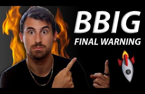 FINAL WARNING TO BBIG INVESTORS | BBIG Fast Squeeze ⚠️