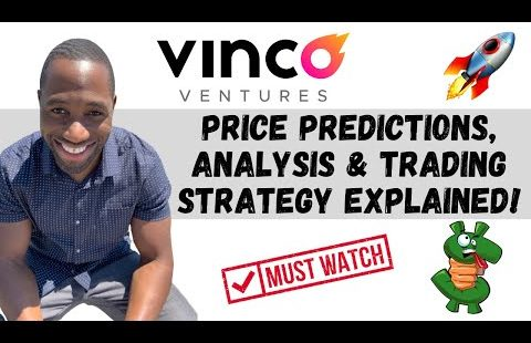 BBIG STOCK (Vinco Ventures)   Mark Predictions   Prognosis   AND Procuring and selling Procedure Explained!