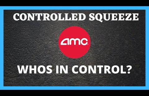 AMC STOCK CONTROLLED SQUEEZE