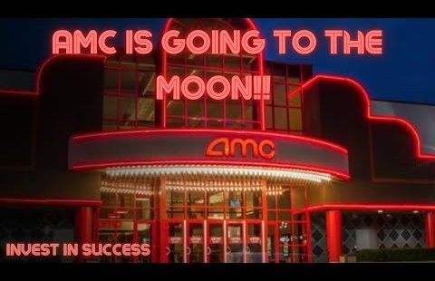 AMC STOCK IS GOING TO THE MOON-BUY AMC STOCK AT $8? ANOTHER SHORT SQUEEZE ABOUT TO HAPPEN?!