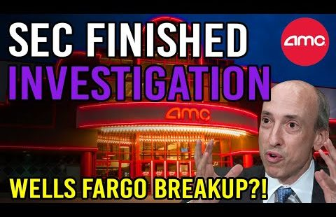 SEC FINISHED INVESTIGATION INTO AMC & GME? 🔥 – AMC Stock Fast Squeeze Update