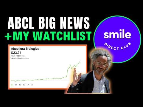 ABCL STOCK BREAK OUT! | Stocks to appear Friday! (PLTR, BBIG, & Extra)