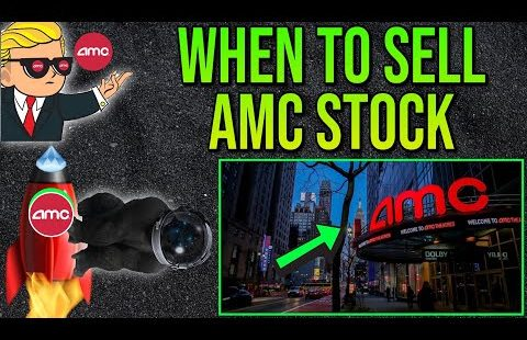 🚀 AMC STOCK | WHEN TO SELL YOUR AMC STOCK! HOLDERS WATCH ASAP!