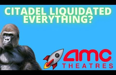 AMC STOCK: CITADEL LIQUIDATED EVERYTHING?!? – OPTIONS ARE HURTING THE SQUEEZE? -(Amc Stock Prognosis)