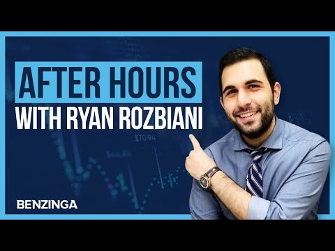 PTON and LCID are Tanking   SPRT to the MOON!   After Hours with Ryan Rozbiani