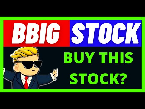 BBIG Stock Prognosis, Place, Chart, Forecast, Info, Place Prediction by Technical Prognosis 08/27/21
