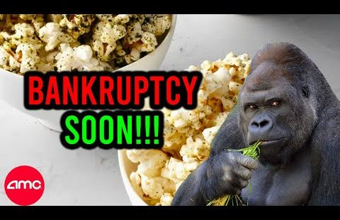 AMC STOCK: DEFAULTS COULD START SOON!! GET READY FOR THE MOASS!!