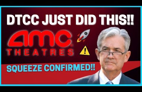 BREAKING: DTCC KNOWS AMC SQUEEZE WILL CRASH THE ENTIRE MARKET!! – AMC Stock Immediate Squeeze Substitute!