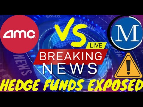 AMC: Hedge Funds Uncovered Faux Depend (AMC Short Squeeze Change) Stock Market At the original time