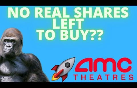 AMC STOCK: NO REAL SHARES LEFT TO BUY?? – BANK OF AMERICA AND GOLDMAN FORECASTING LARGE LIQUIDATIONS