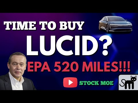 LUCID STOCK PRICE PREDICTION – IS IT TIME TO BUY LUCID STOCK – ETHEREUM PRICE PREDICTION- STOCK MOE