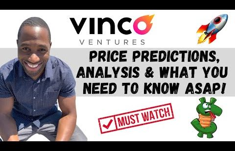 BBIG STOCK (Vinco Ventures)   Impress Predictions   Technical Prognosis   What You Need To Know ASAP!