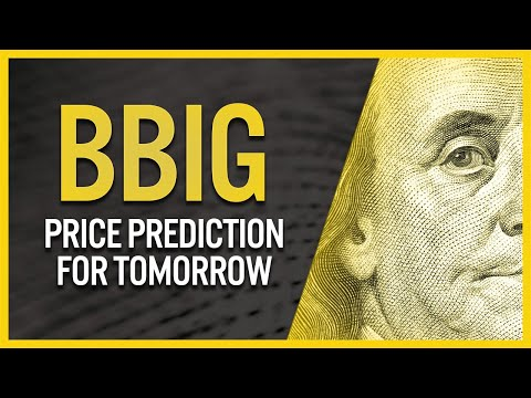 BBIG Inventory Analysis – Vinco Ventures Inventory Mark Prediction for Day after as of late September 15th