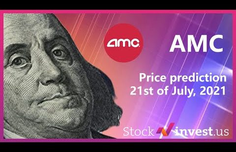 Ought to You Bewitch AMC Stock? (July twenty first, 2021)