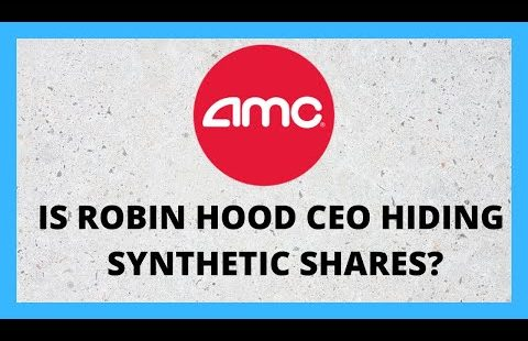 AMC STOCK ROBINHOOD CEO NOT LICENSED BY FINRA… GAME OVER