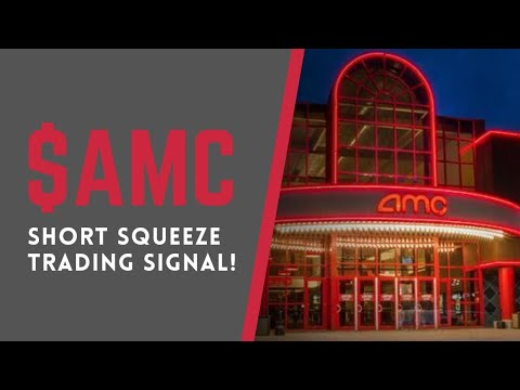 AMC STOCK – SHORT SQUEEZE TRADING SIGNAL! WHAT HAPPENS NEXT WEEK?!