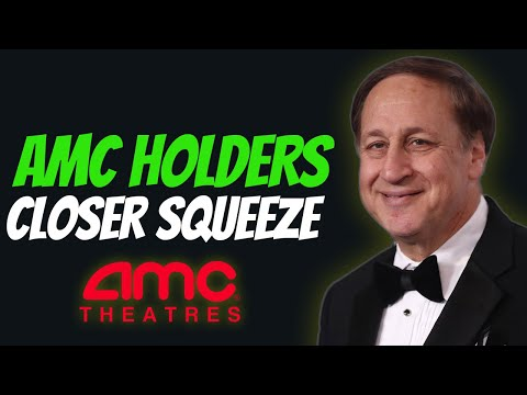AMC STOCK 🔥  AMC Will Squeeze Forward of THIS HAPPENS!   Big Quick Squeeze Replace!