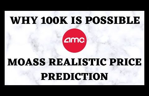 AMC STOCK | SHORT SQUEEZE REALISTIC PRICE TARGET !? 100K IS POSSIBLE ?