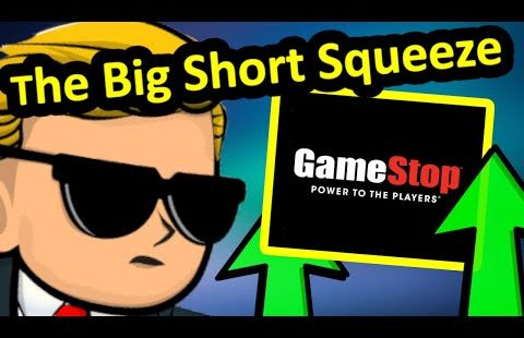 """GameStop """"The Immense Immediate Squeeze"""" (Immediate Promoting and the Wallstreetbets Reddit Drama Explained)"""