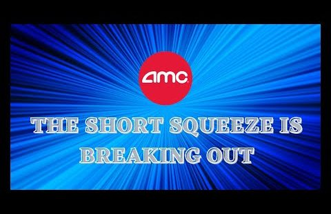 AMC STOCK | THE SHORT SQUEEZE BREAKING OUT