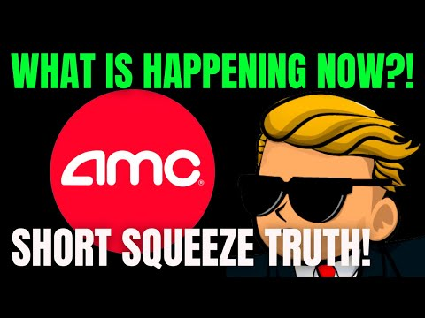 AMC STOCK 🔥 HEDGE FUNDS PUSHING AMC DOWN & SHORTING BIG! SHORT SQUEEZE UPDATE!